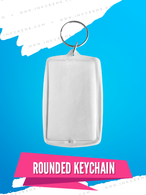 Rounded Keychain